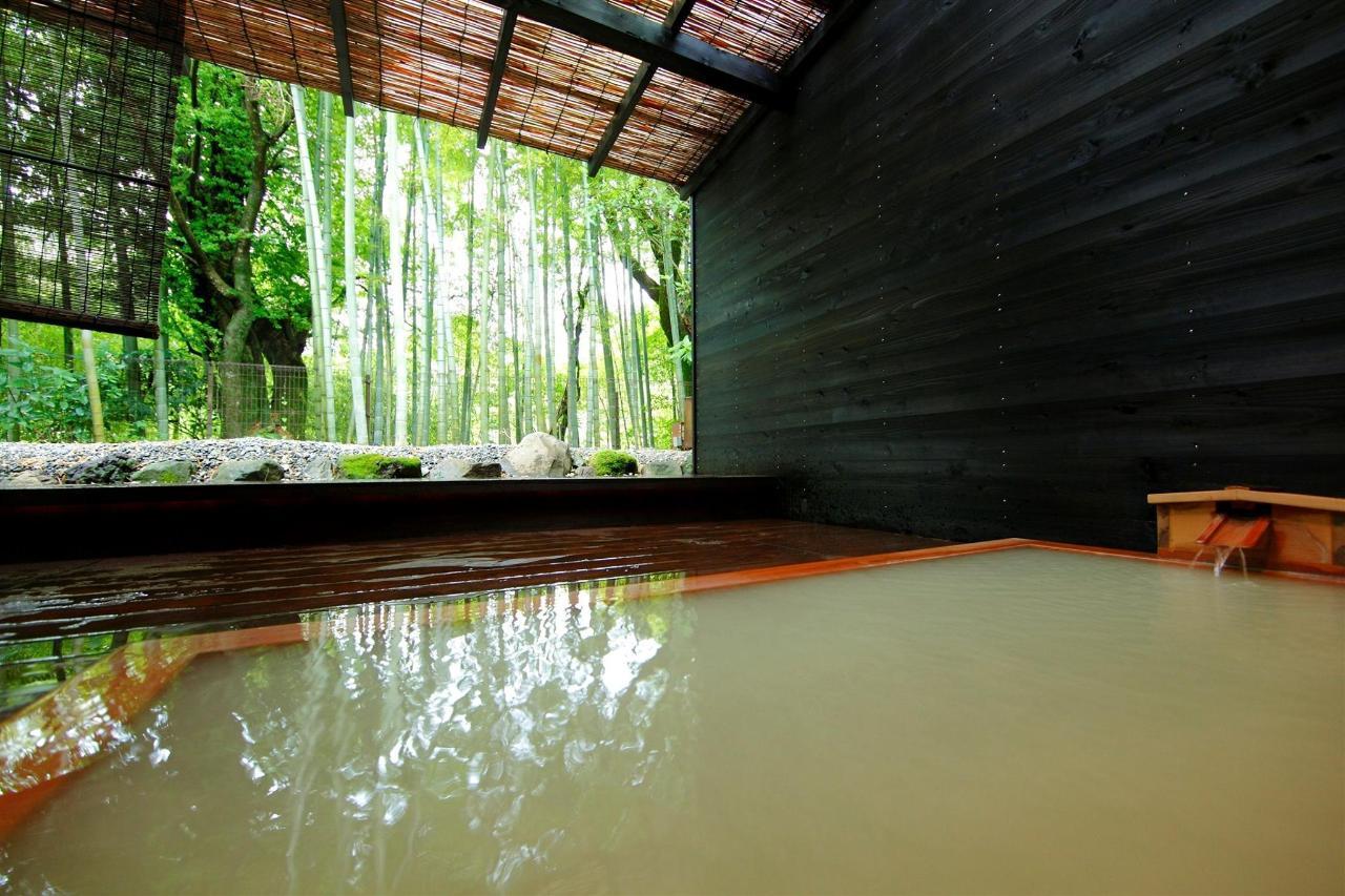 憲章戶外浴