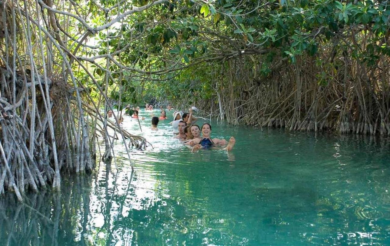 Canal - Floating - Tulum
