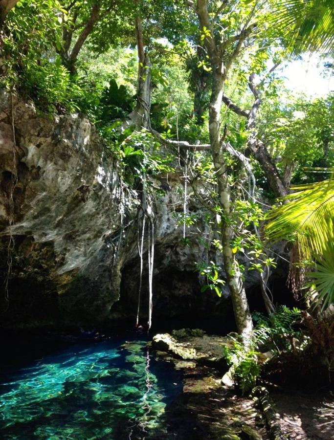 Cenote time