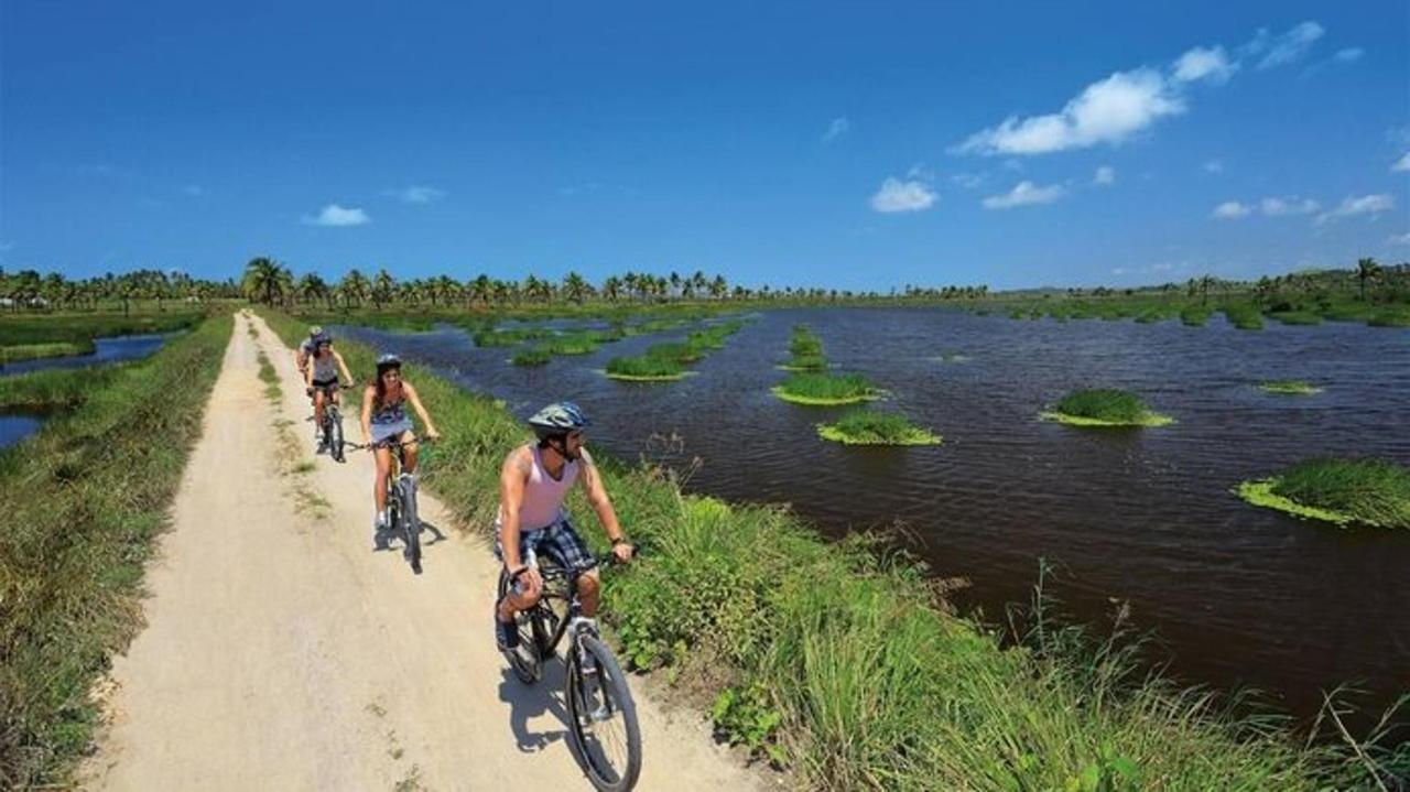Bike ride, Porto de Galinhas