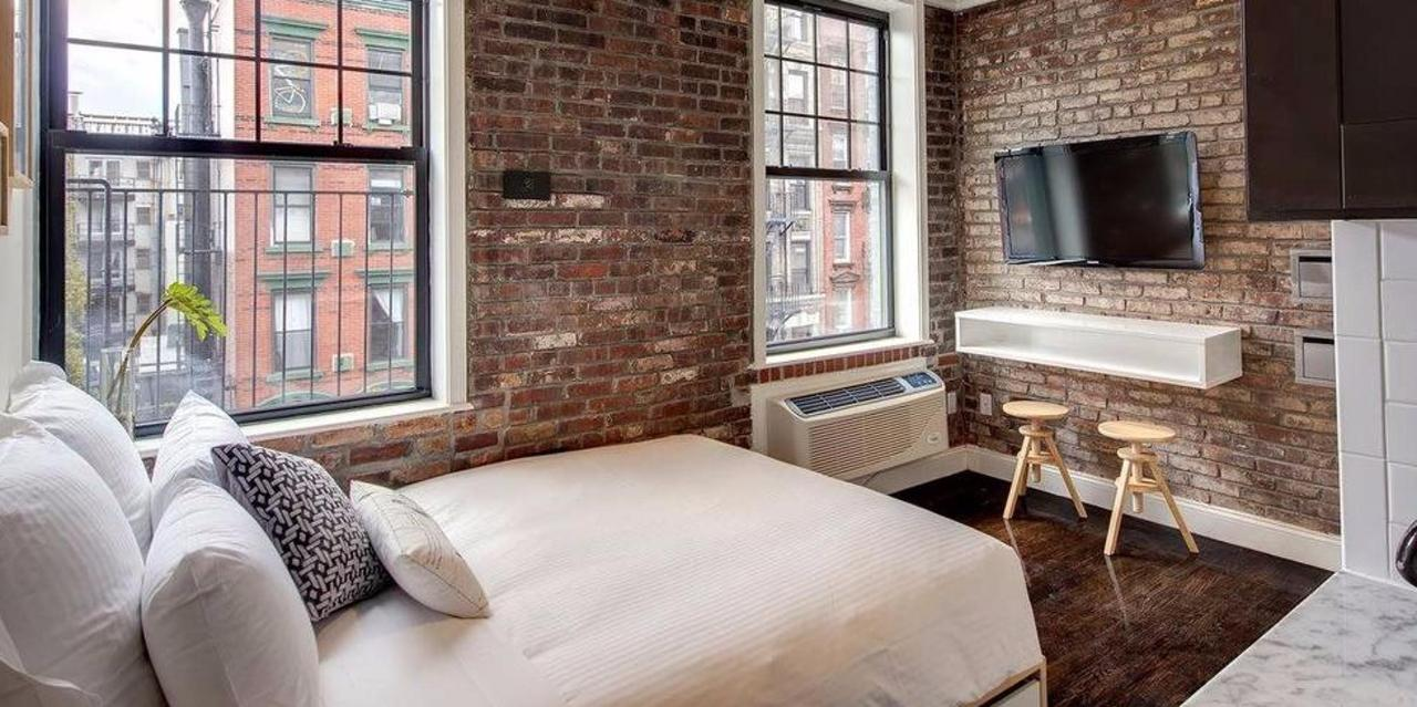 EAST VILLAGE HOTEL NEW YORK - STUDIO ROOM BRIGHT