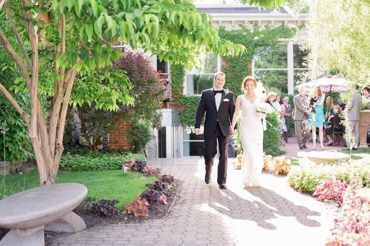 Weddings at The Mansion