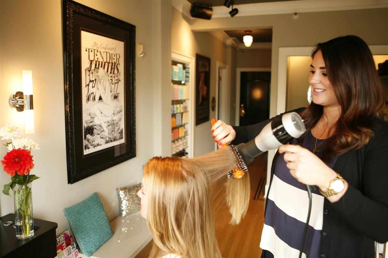 Sarah Kahn Hair and Makeup