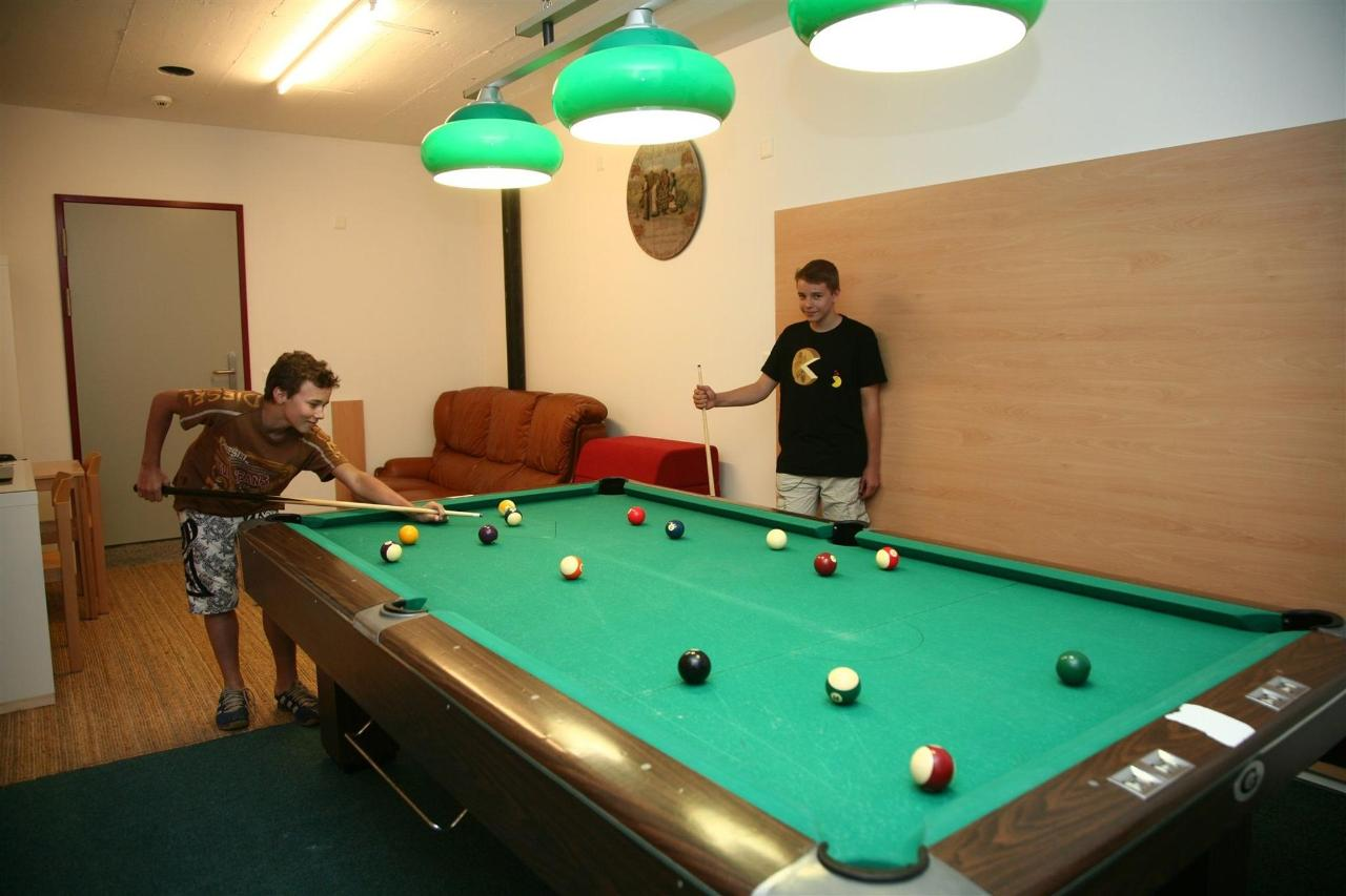 Youth hostel Billard