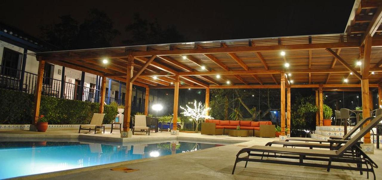 Pool & Gym