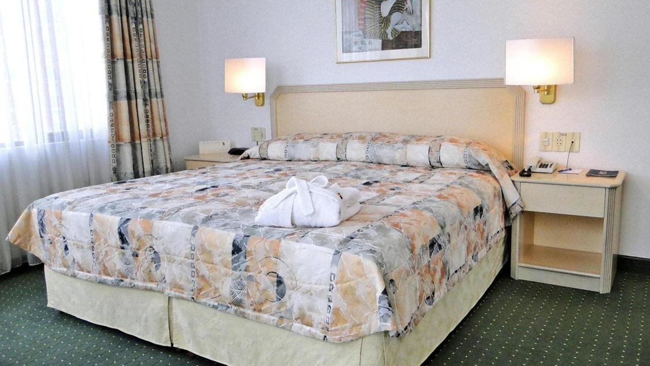Residence Suite with a king-size bed
