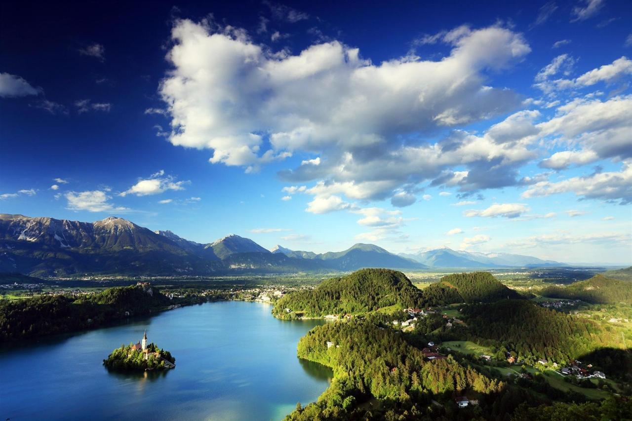 Bled - Spring