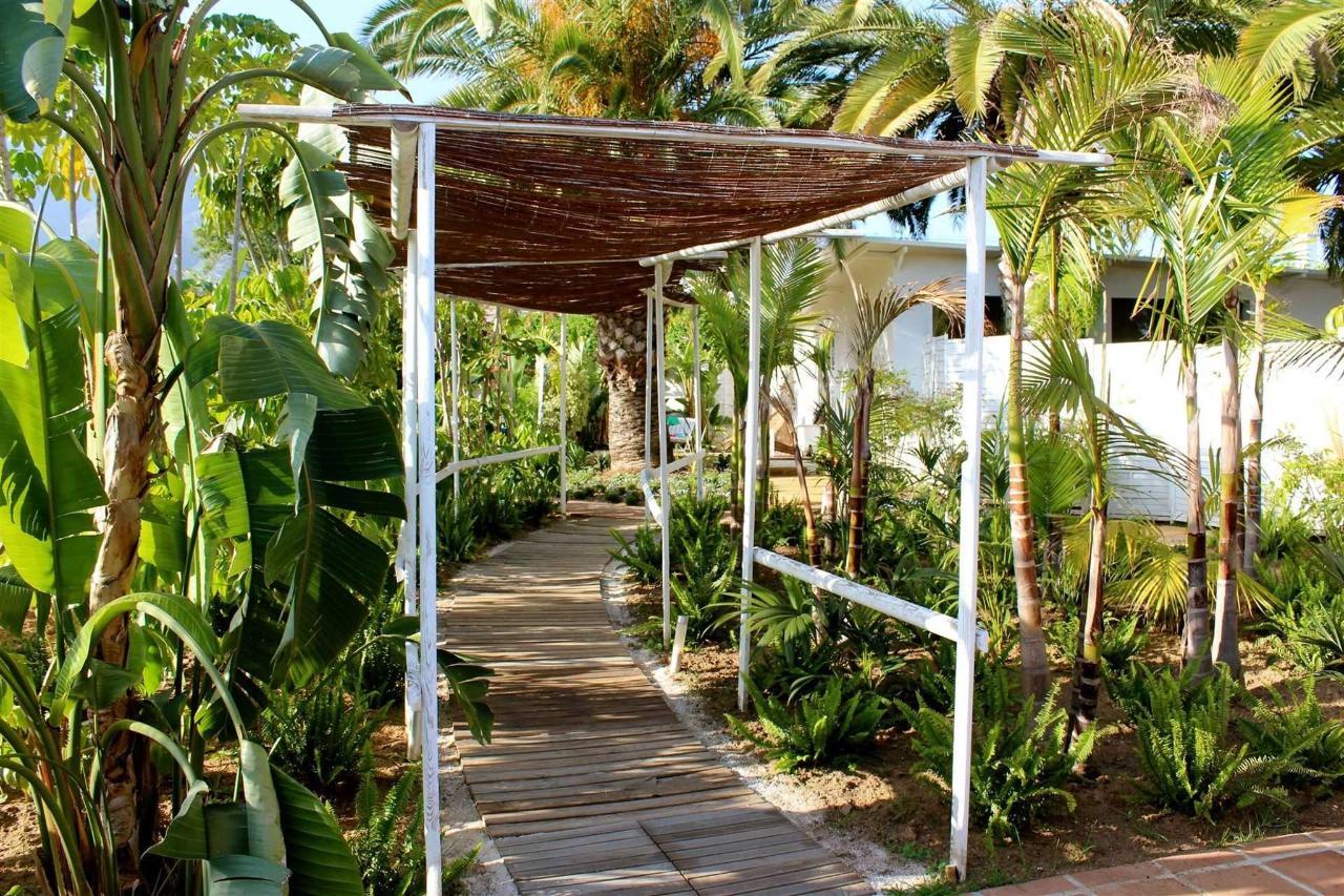 Jardín y Exteriores