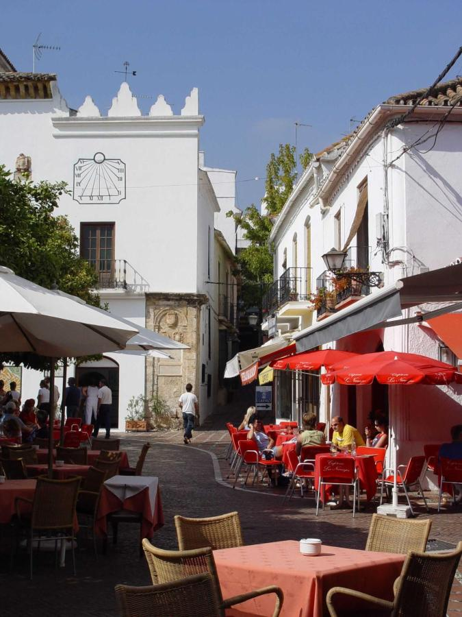 Casco antiguo de Marbella