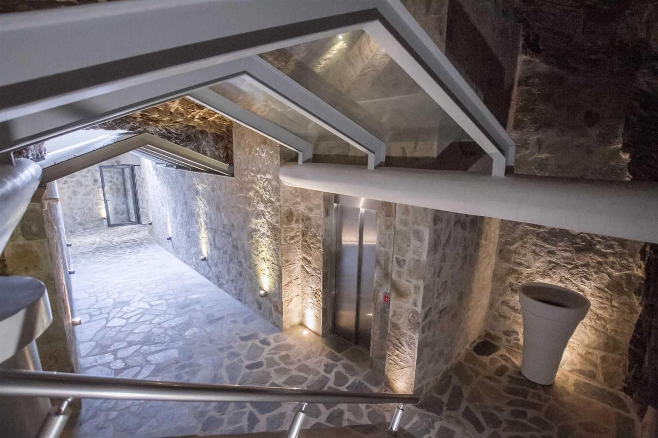 Viste esterne e architettura