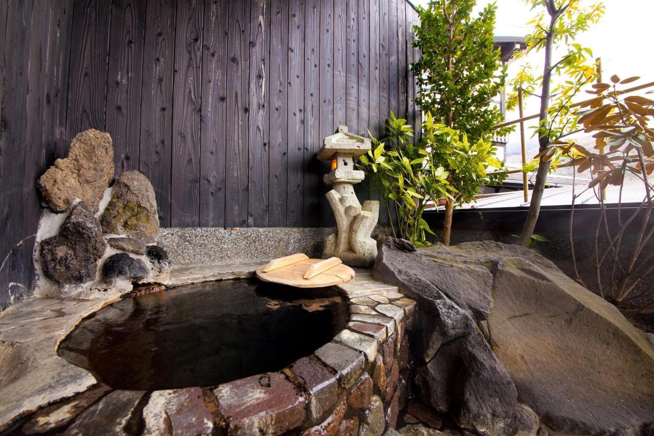 釜風呂付・五右衛門の湯