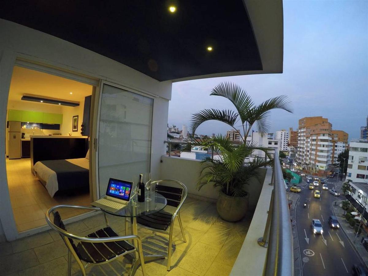 Habitacion Loft Suite + balcón