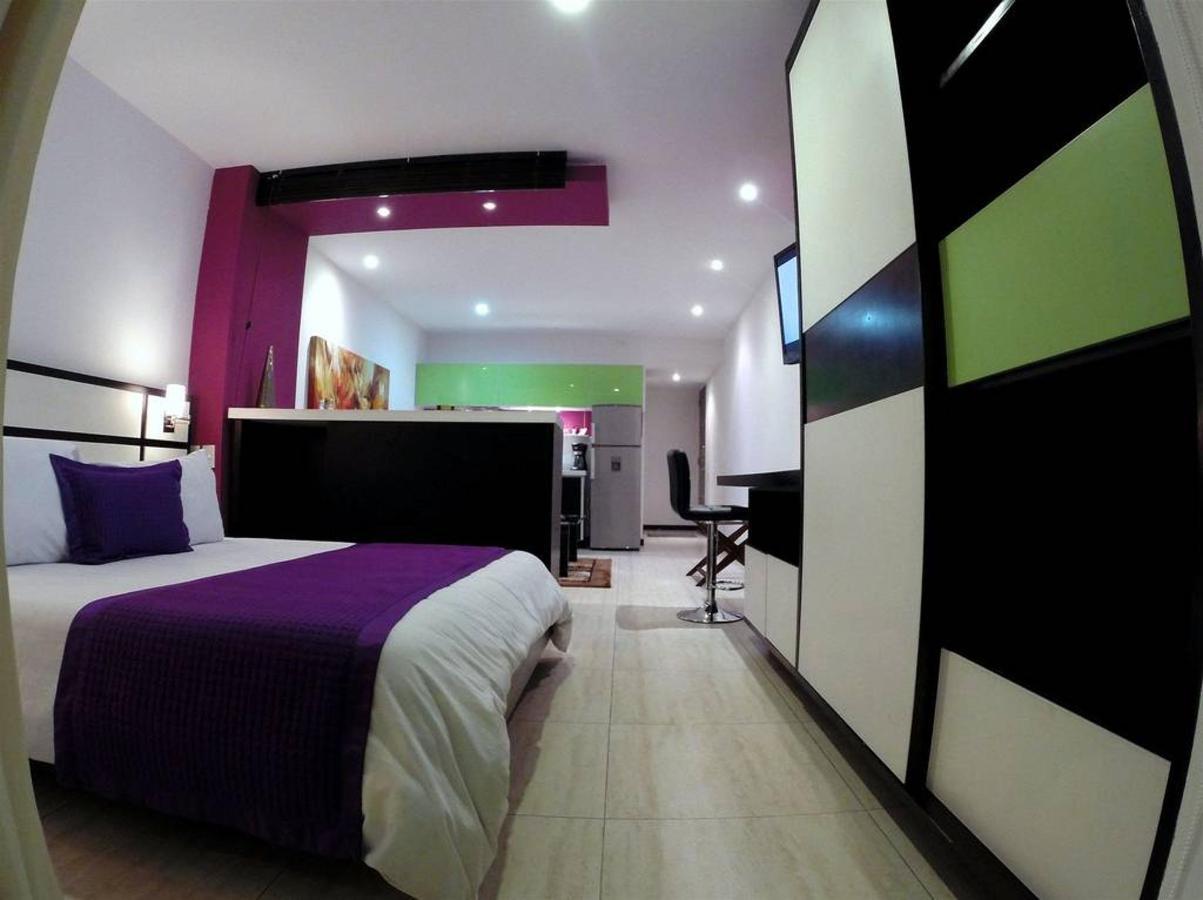 Habitación Loft Suite
