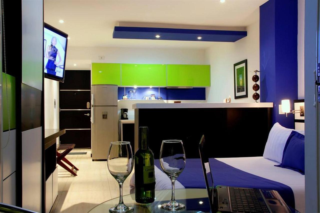 Habitación Loft Suite + balcón