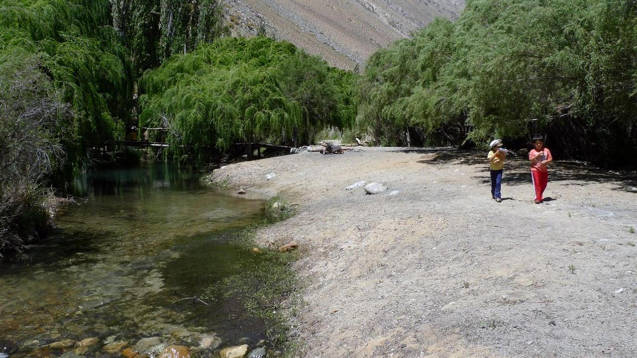 Valle Río Claro