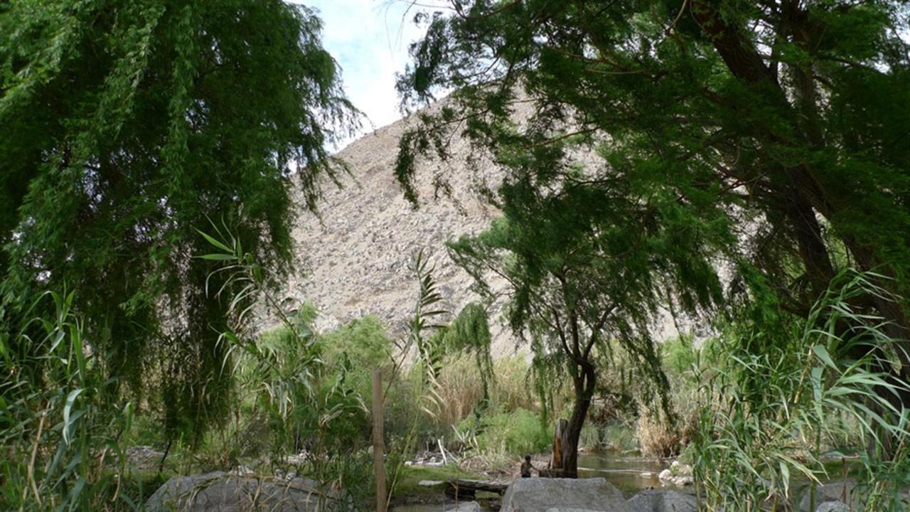 Valle Claro Valley