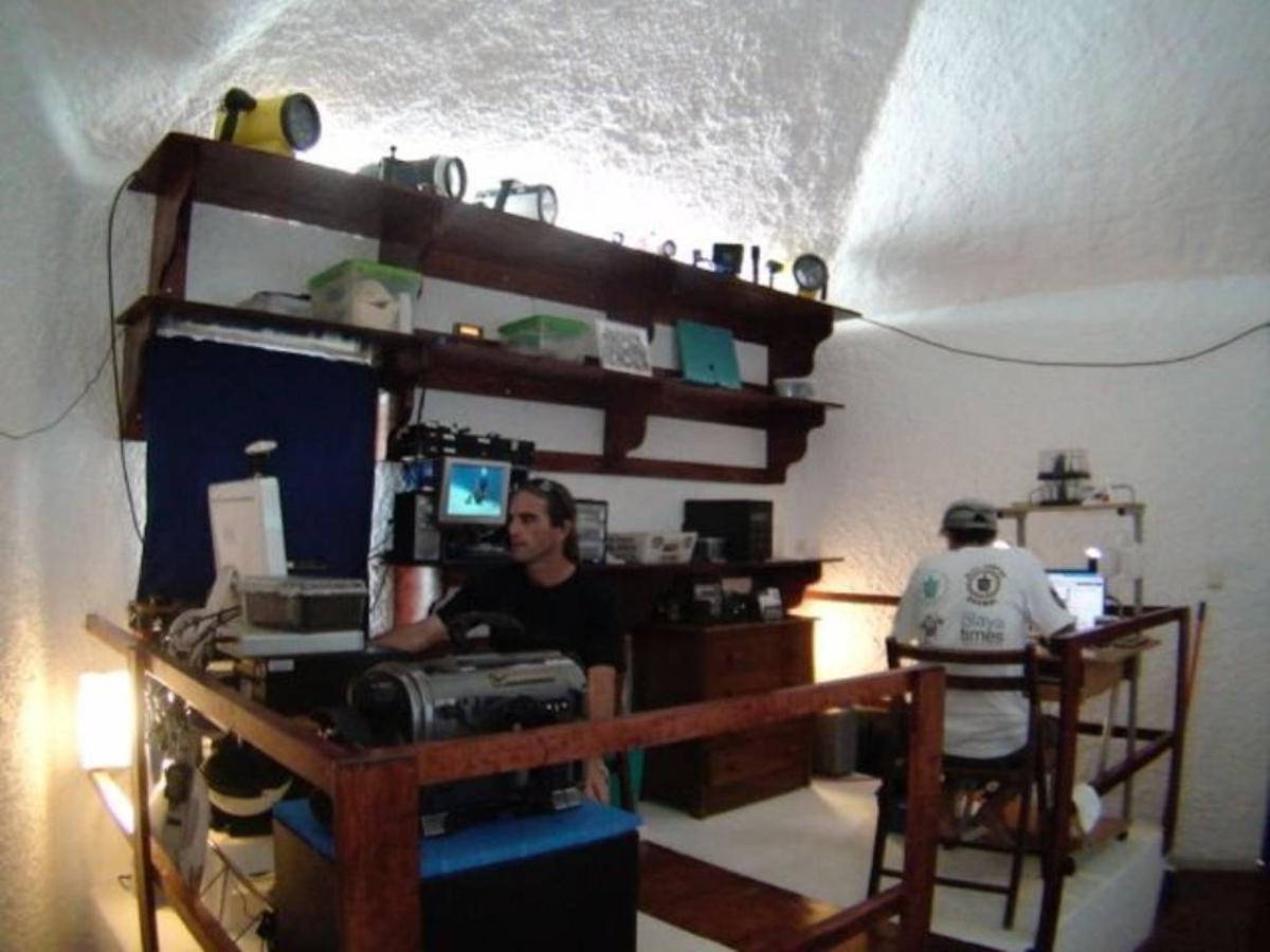 Sede del equipo científico