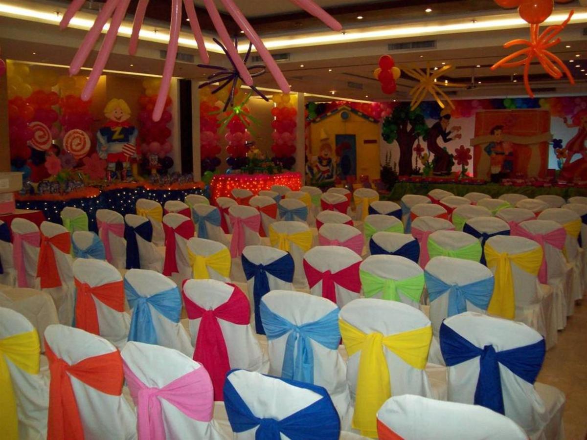 Child parties