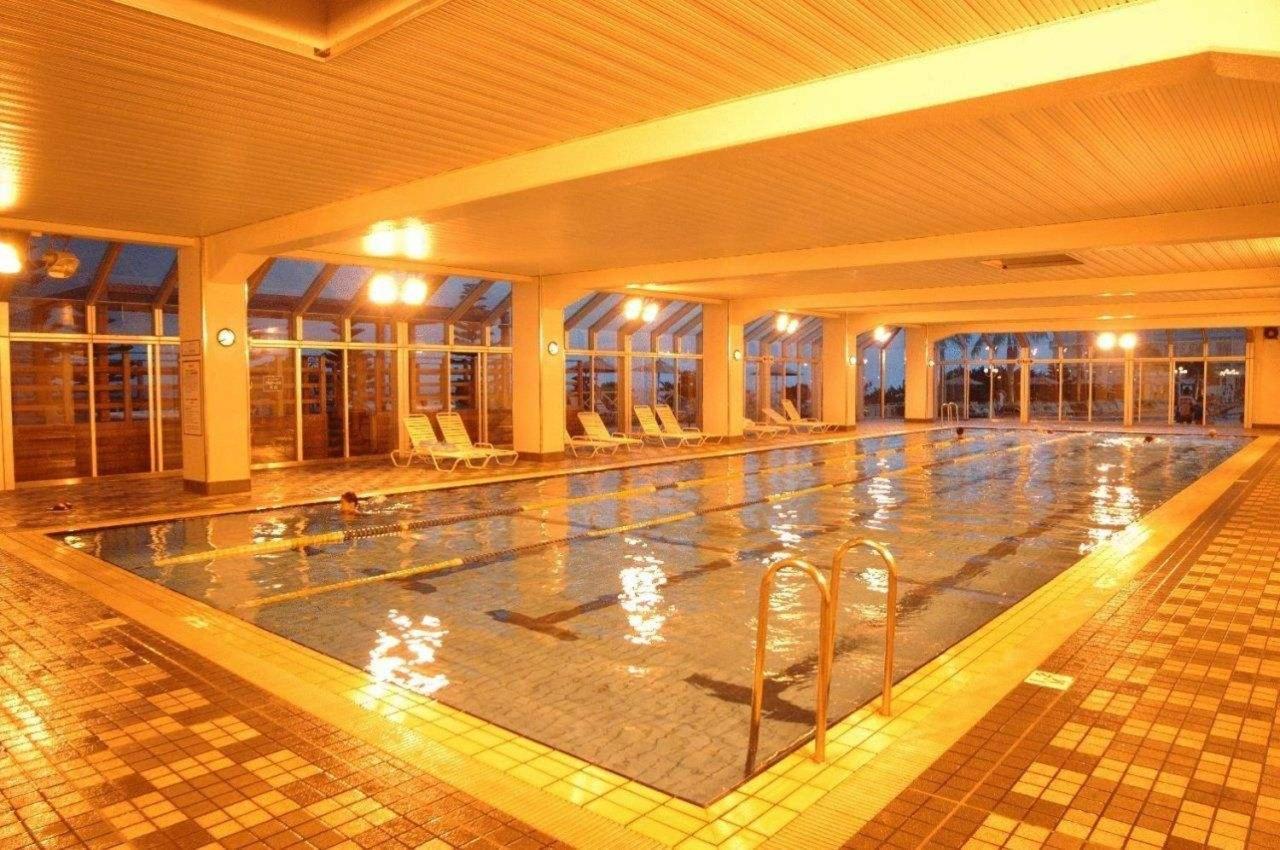 游泳池和水療