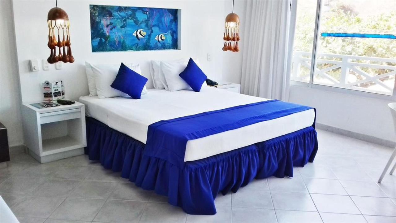 Imperial suite room, La Ballena Azul, Santa Marta, Colombia.jpg