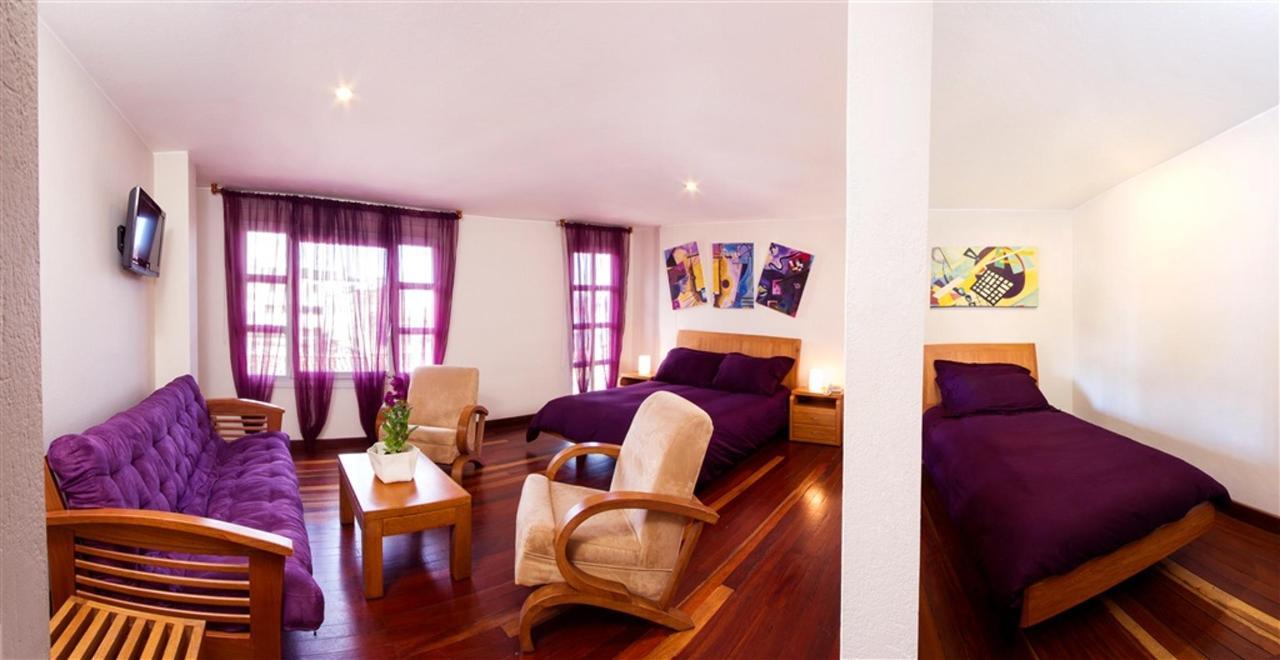 Junior Suite Residence, Hotel Casa Deco, Bogota, colombia.jpg