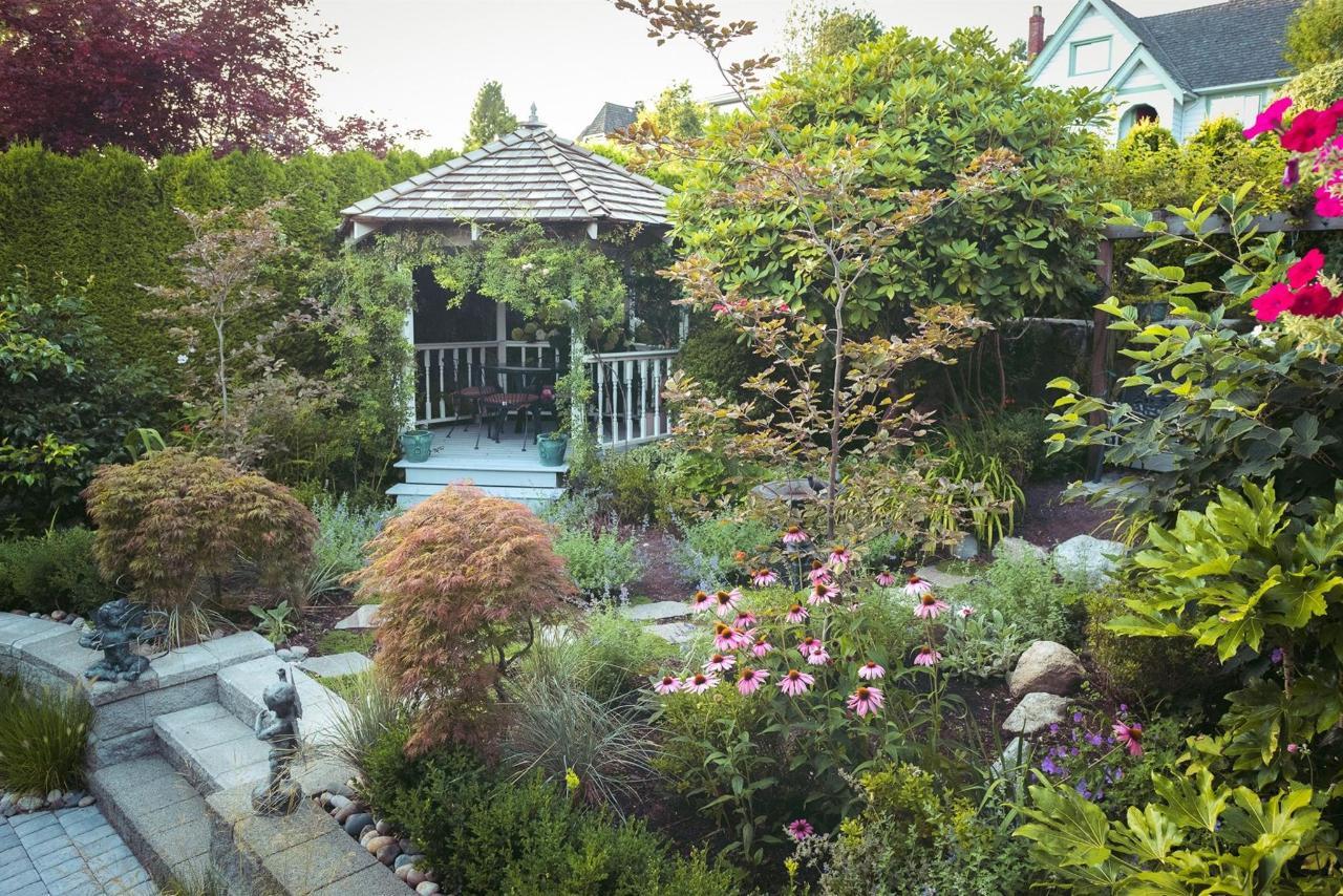 房子和花园