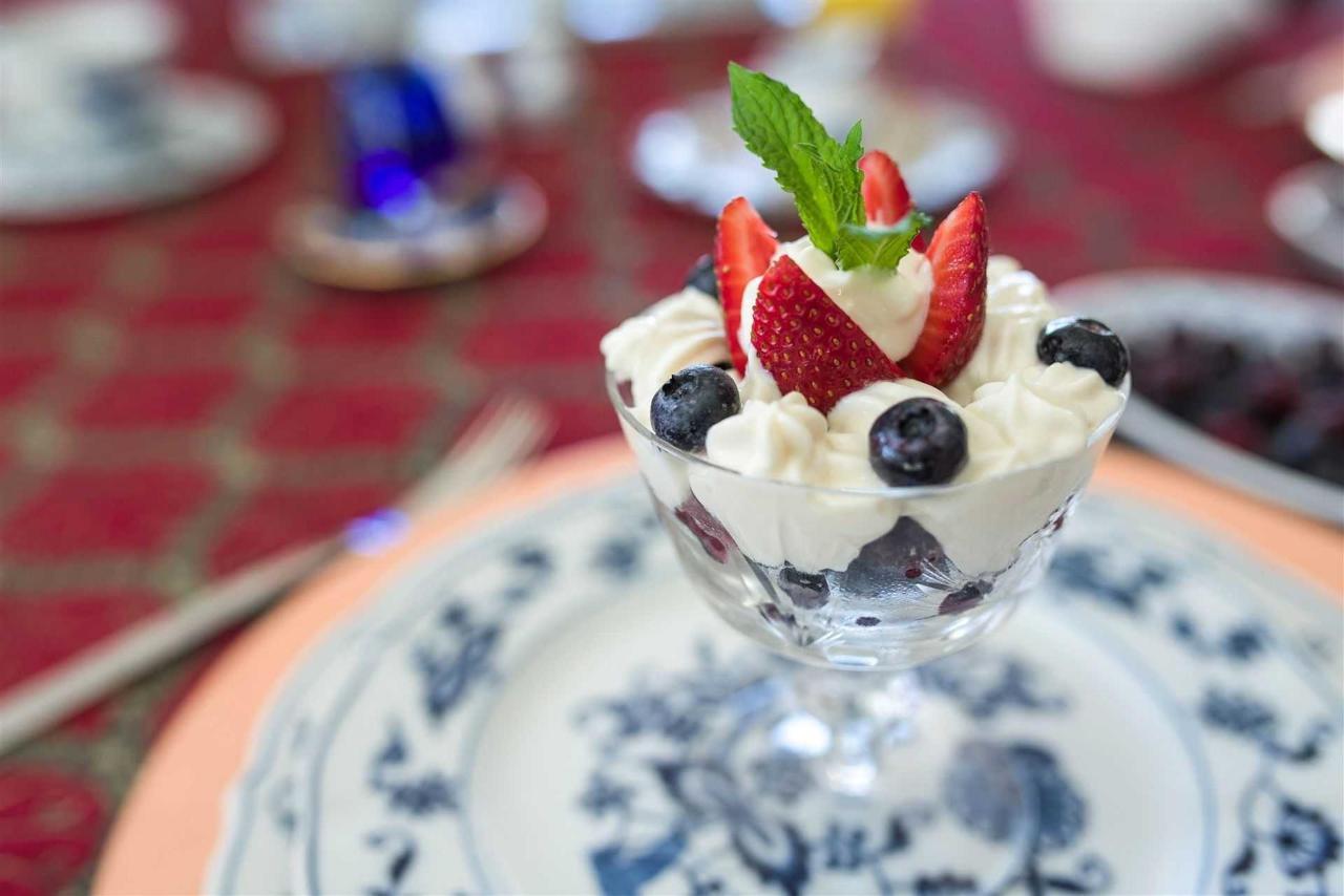 Gourmet-Frühstück