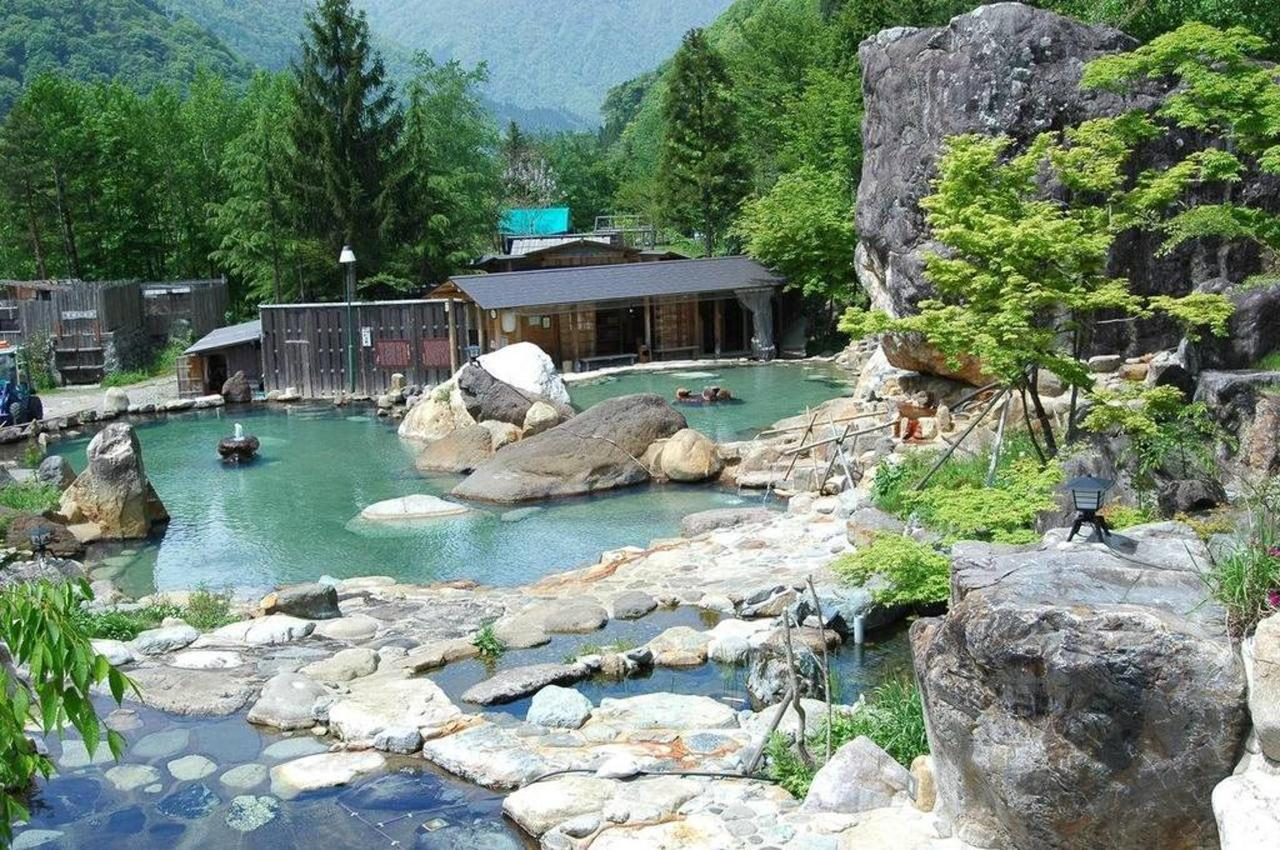 Main Open-air Hot Spring
