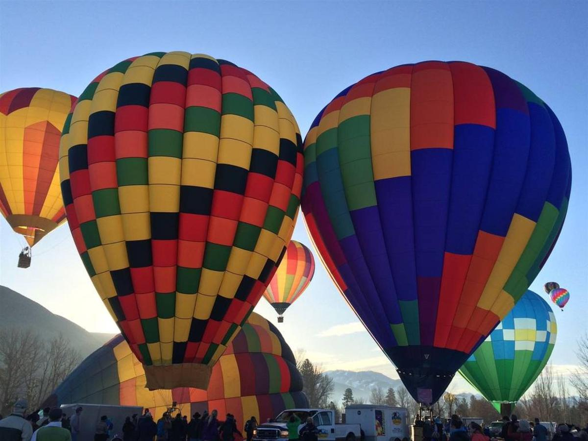 Winthrop Balloon Fest