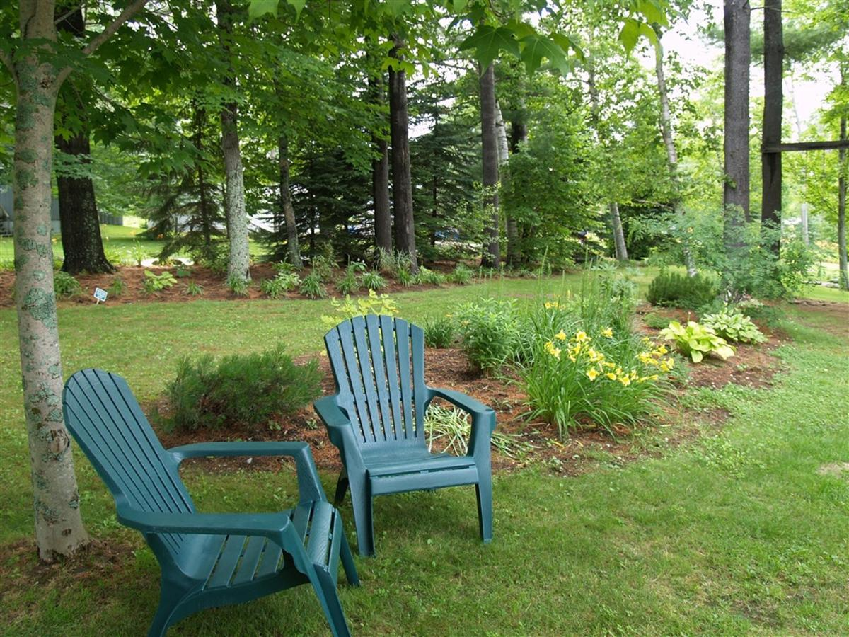 Terrains et jardins
