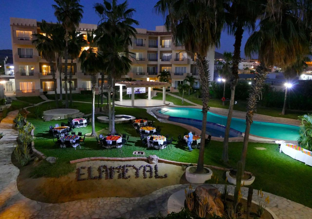 El Ameyal Hotel and Family suites