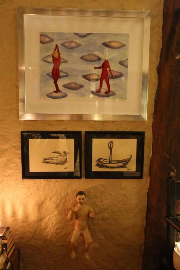 Art, Gallery, CasaSandra Boutique Hotel, Isla Holbox, Mexico.jpg