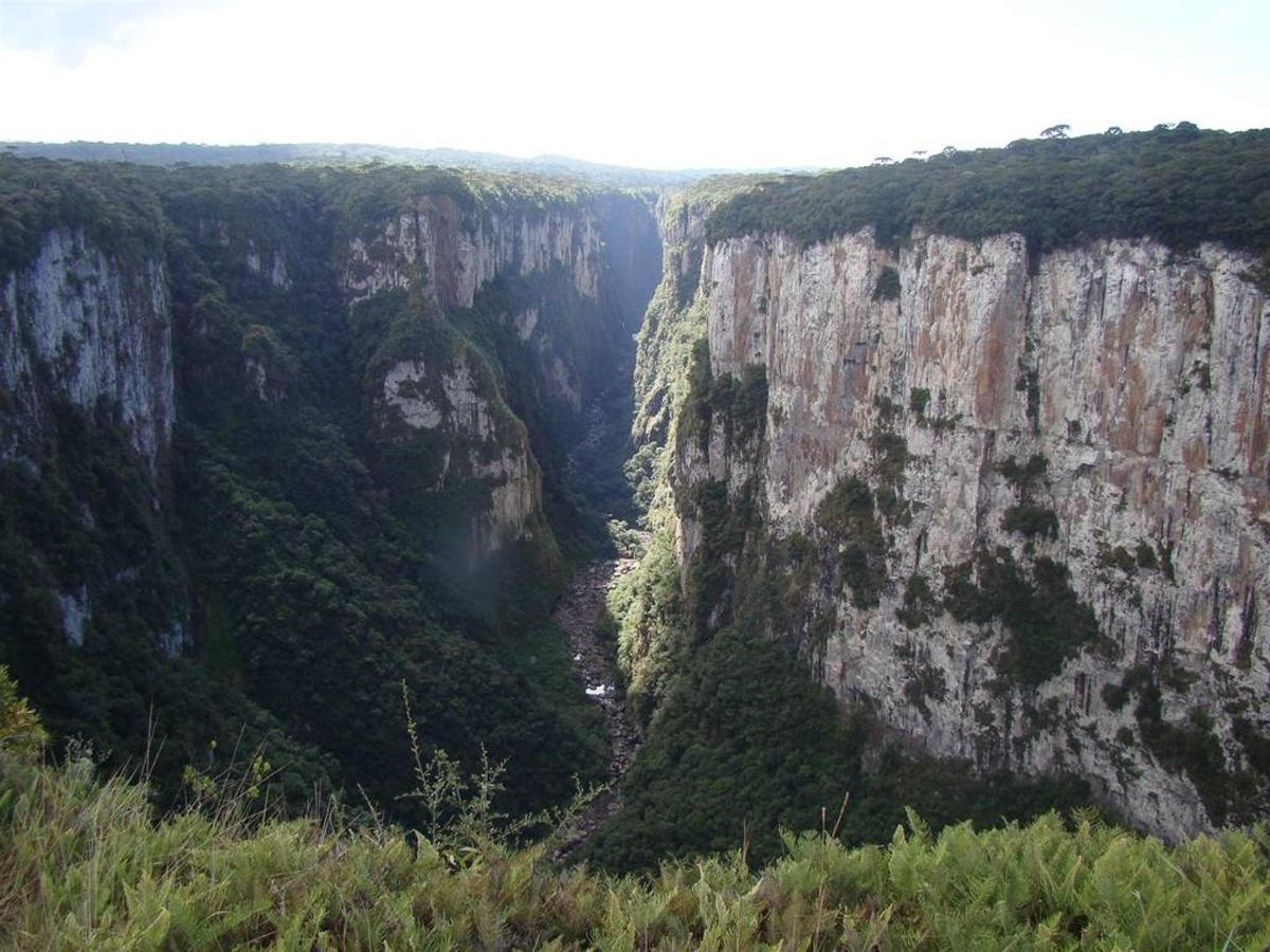 Cañón de Itaimbezinho
