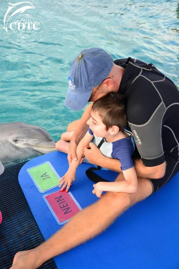 Curacao Dolphin Therapy Center, Dolphin Suites, Willemstad, Curaçao