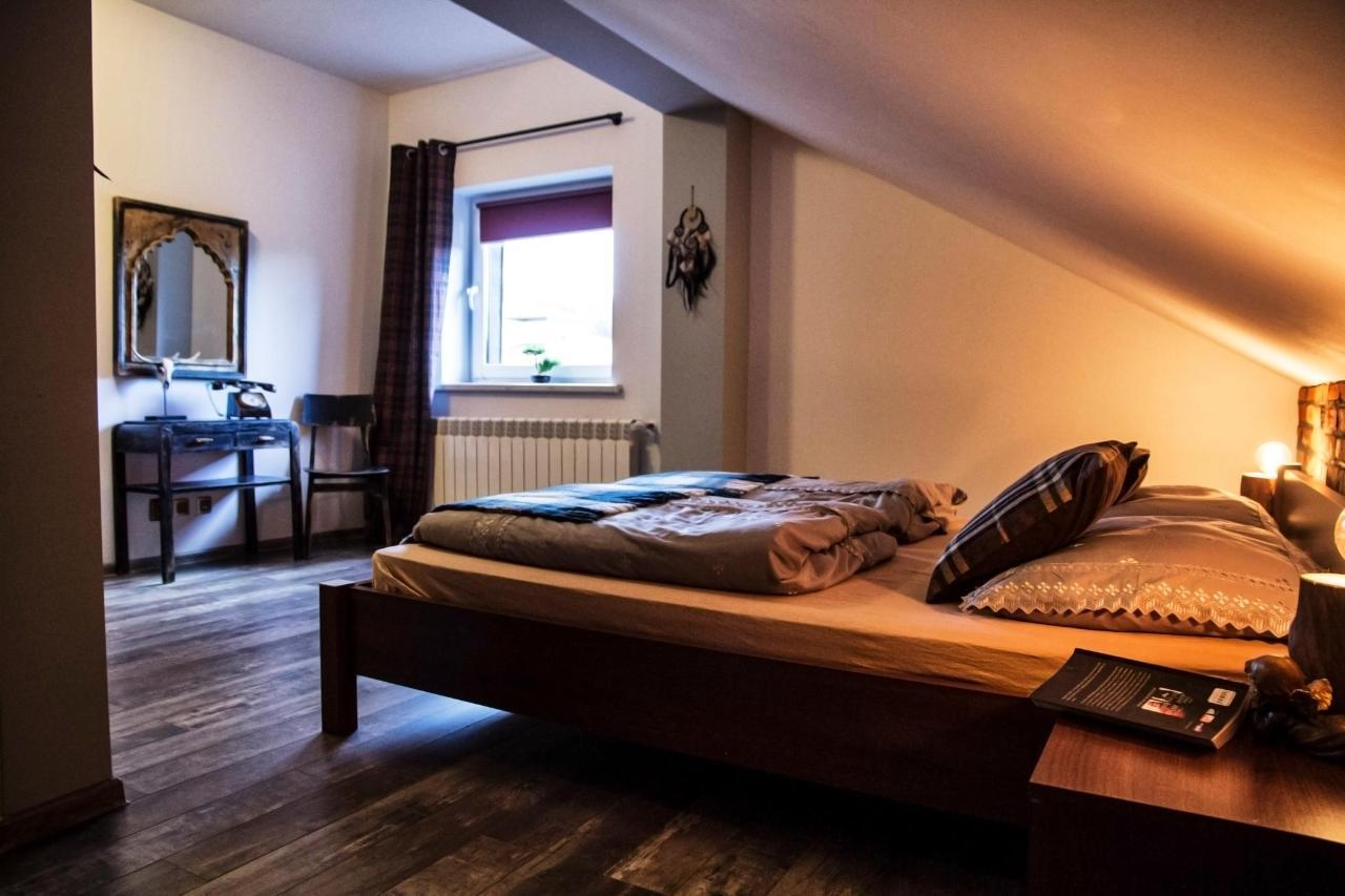 Apartament Pan Tadeusz rodzinny (górny)