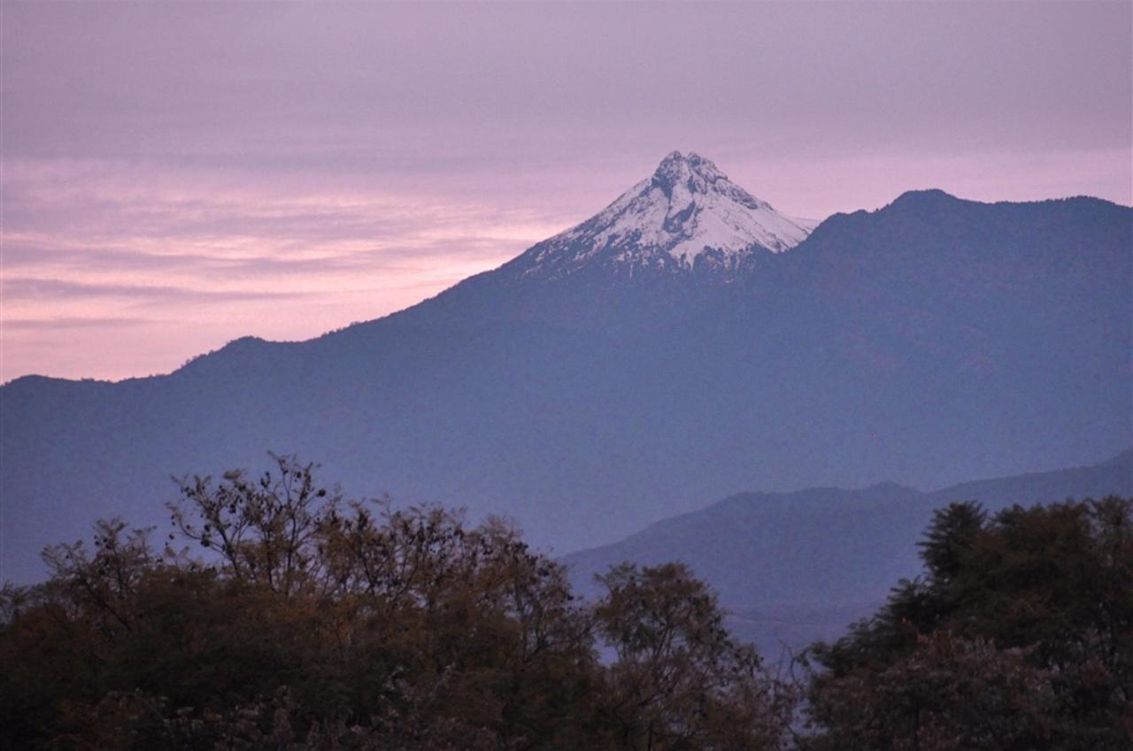 Nevado de Colima, Explora Sayula, Gran Casa Sayula Hotel Galeria & SPA, Sayula, Mexico.jpg