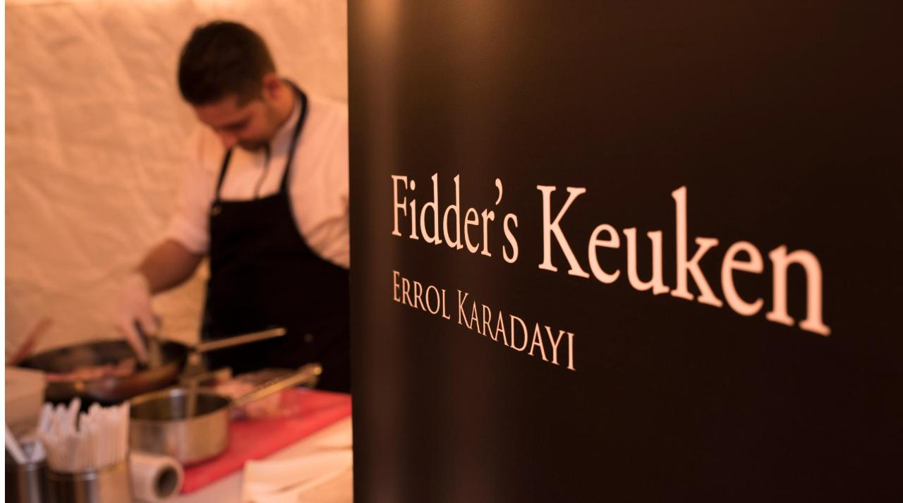 Fidder's Keuken - Chef Errol Karadayi