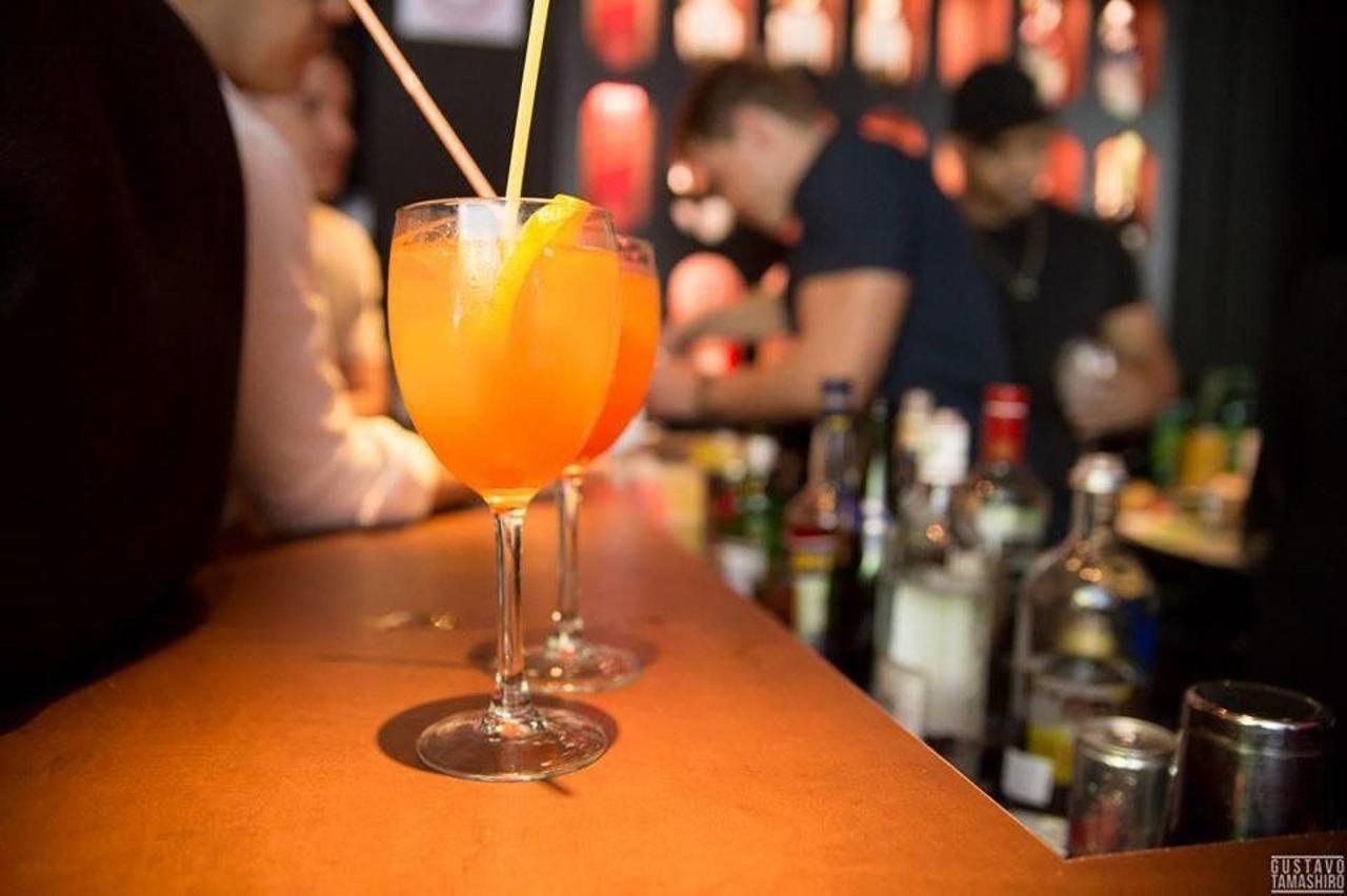 Bebida - Aperol Spritz
