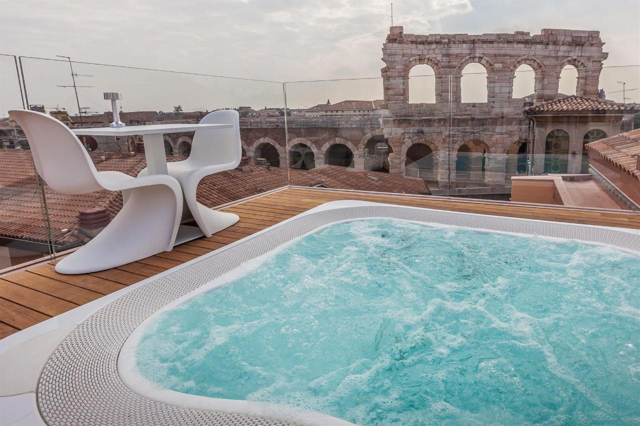 Hotel Milano & SPA***S – Verona – Italia