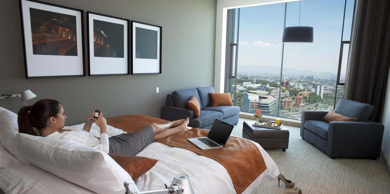 Rooms, Presidente InterContinental Santa Fe in Mexico City