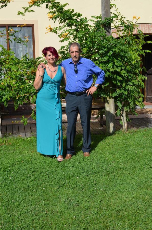 Francesco e Antonella B&B Olimpia.JPG