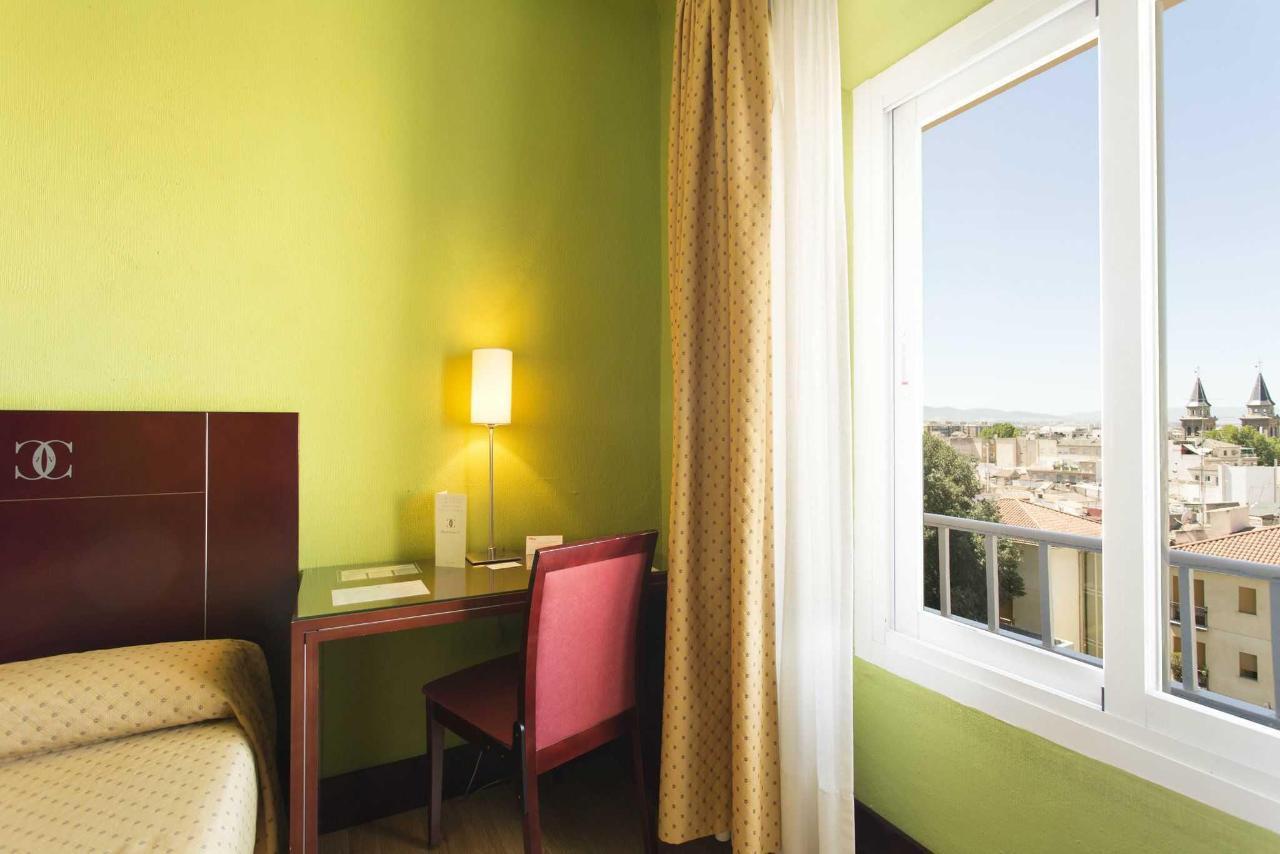Fotos Habitaciones Hotel Granada Carlos V