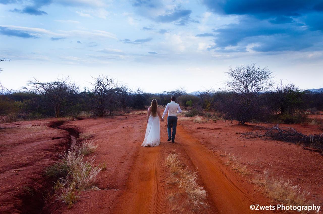 The pathway to wedded bliss in Samburu.jpg