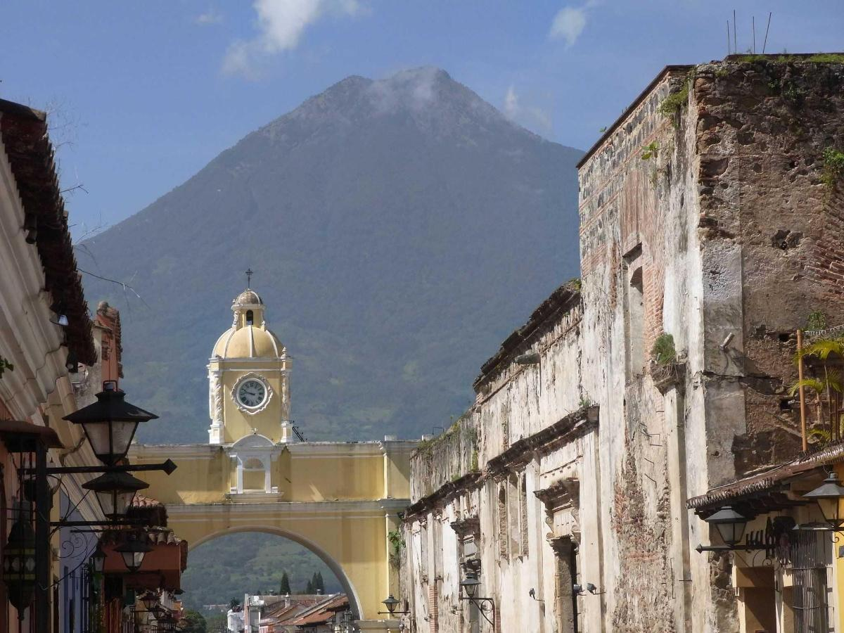 Around Antigua Guatemala