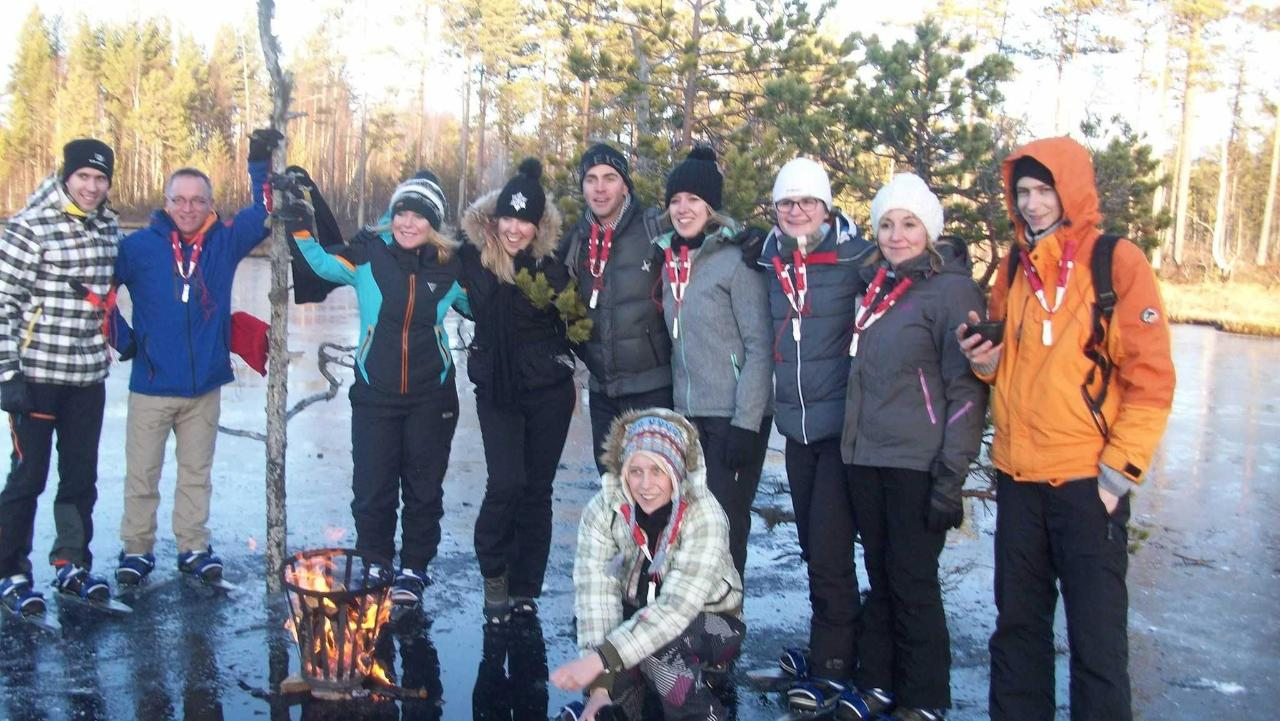 Some of our Winter activities
