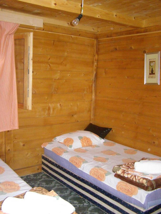 Wooden House for 8-9 guests
