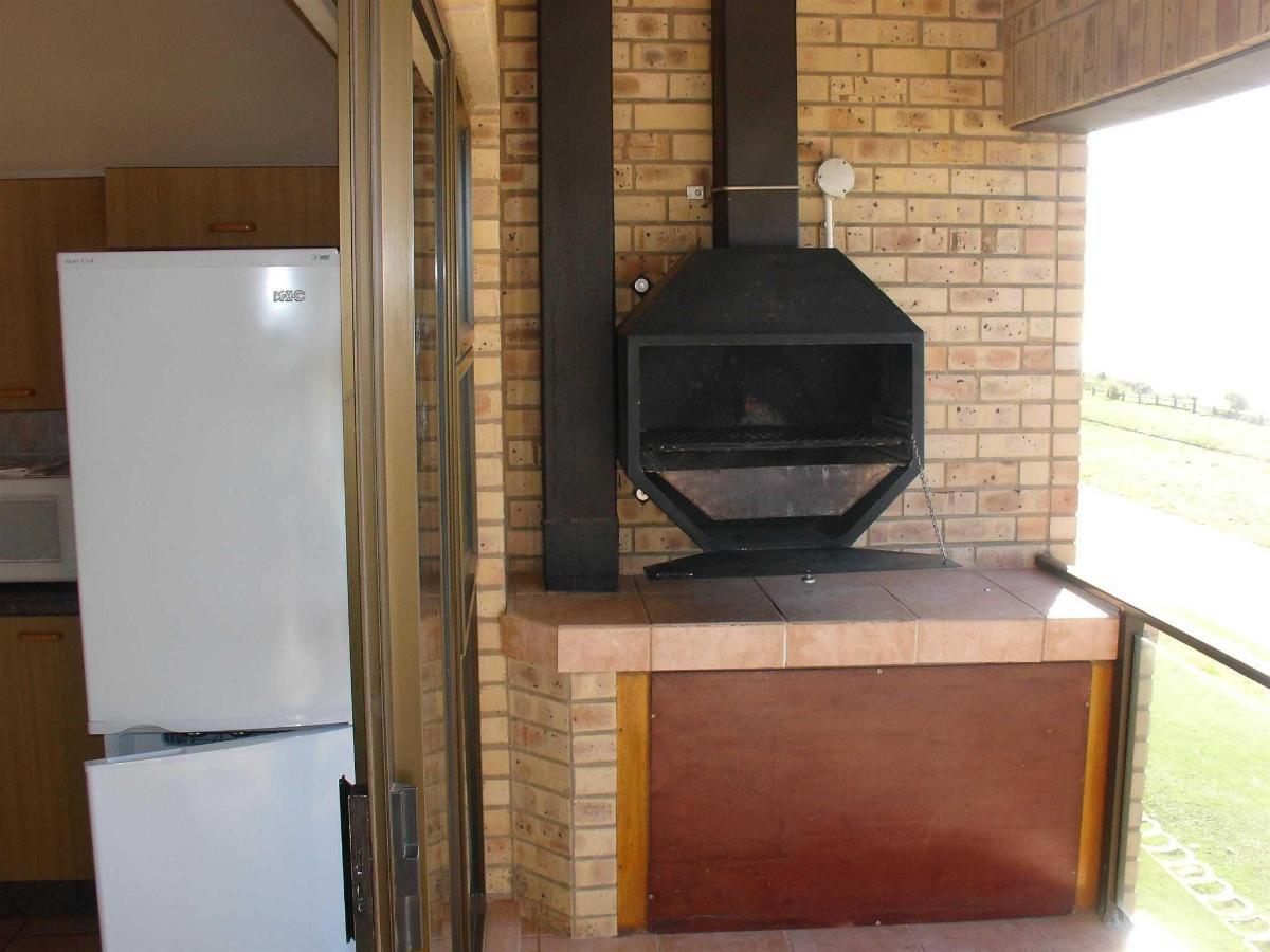 Appartment BBQ + fridge-freezer
