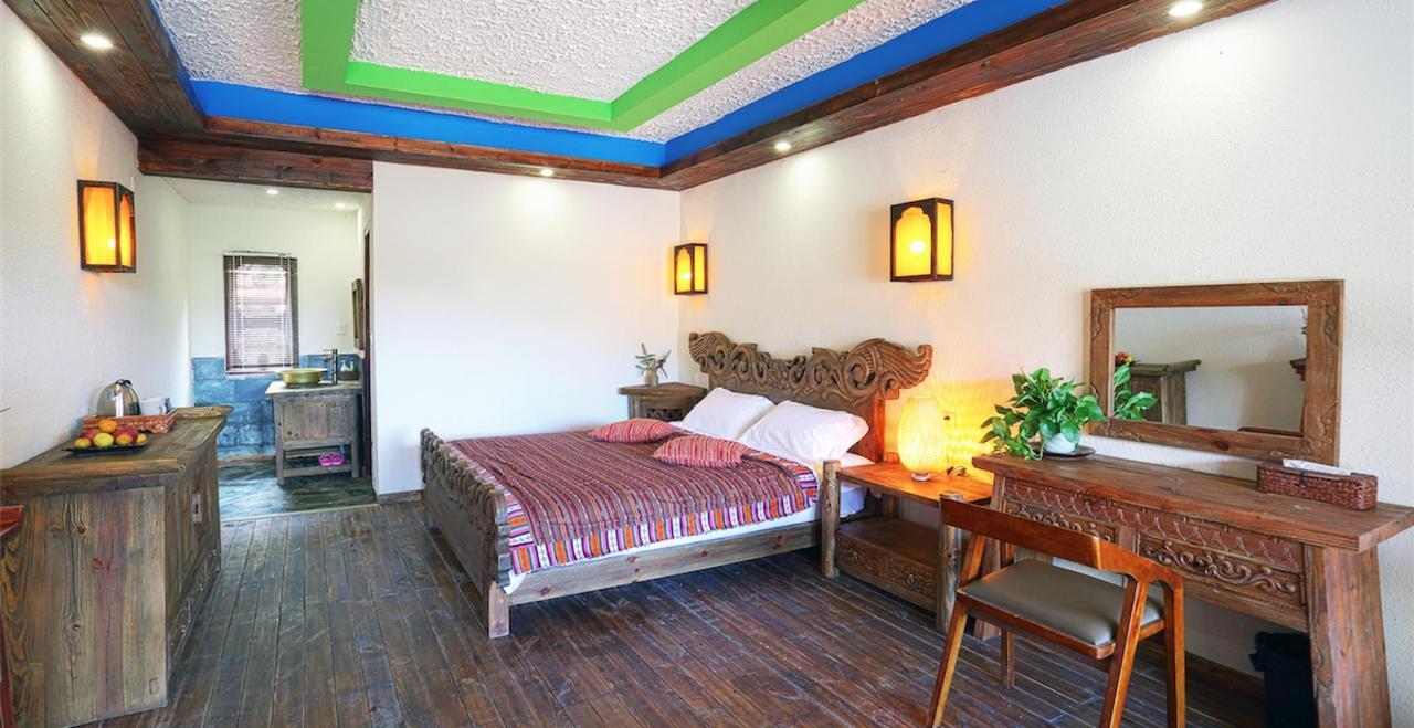 A Bu Lu Zi Eco Lodge