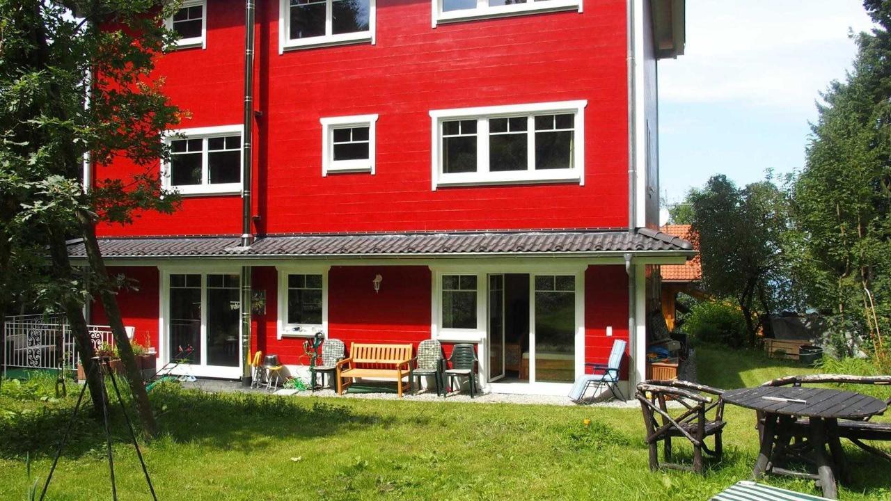 Schwedenhaus Garten