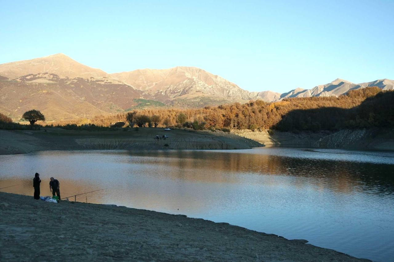 Lago di Scandarello - Amatrice